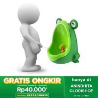 BABYSAFE Boy's Training Potty | Urinal Anak