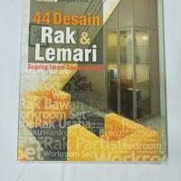 44 Desain Rak & Lemari - Sugeng Imam Santosa Dkk