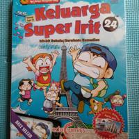 Keluarga Super Irit 24: Irit-Irit Dahulu Berwisata Kemudian