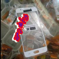Kaca depan kaca Lcd kaca touchscreen Samsung J5 prime G570 white