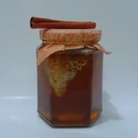 Harga madu mentah asli sarang murni isi 320 ml java | Pembandingharga.com