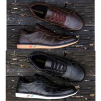 Sepatu Casual Crocodile Pria Sneakers Semi Formal Cowok