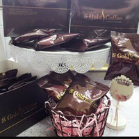 S gold coffee, x fat slimming coffee per sachet ecer