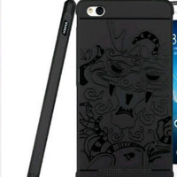 Anti Gores Pelindung Hp terbaru Cocose Case Dragon Xiaomi Redmi 4A