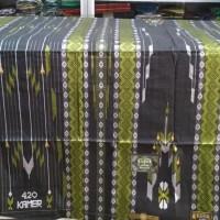 Sarung tenun sutra KAMER SUPER 420 lbh tebal dari tamer