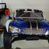 HSP Rally Car 1/8 Brushless OffRoad