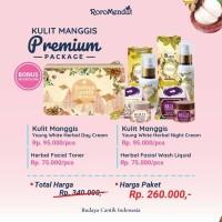 Premium Kulit Manggis Young & White Roromendut
