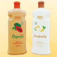 HAND BODY LOTION BDL 600ML