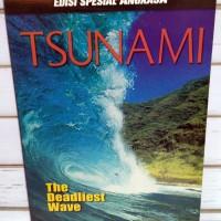 Majalah Angkasa Edisi Spesial I Tsunami - The Deadliest Wave