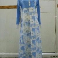 baju tidur hamil piyama gamis muslim anne claire jumbo Murah
