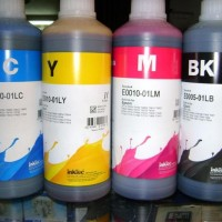 Promo Bottle Ink - Inktec - For Epson Printer (Individual Colour)