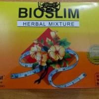 Harga new bioslim herbal mixture teh pelangsing alami | Pembandingharga.com