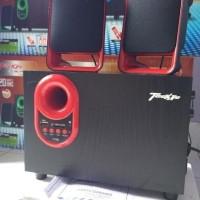 New! Speaker Aktif Gmc Teckyo 778B Extra Super Sound Bluetooth