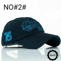 Dijual Topi Baseball Caps Pria Wanita / Topi Casual Fashion Import