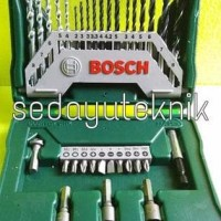 Dijual Mata Bor Set X Line Bosch 33Pcs | Mata Bor Besi | Mata Bor Kayu