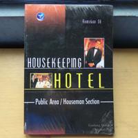 Buku Housekeeping Hotel, Public Area/Houseman Section