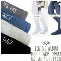 legging wudhu impor/ 36974 detail sesuai gambar