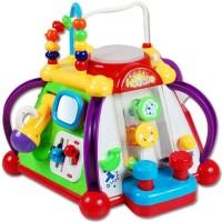 Mainan bayi little joy box kado bayi anak