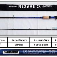 JORAN SHIMANO NEXAVE CX B65MH2 195cm