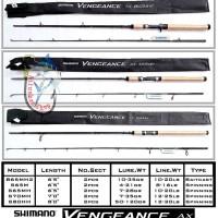 JORAN SHIMANO VENGEANCE AX S80HH 240cm