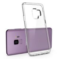 Spigen Ultra Hybrid Case for S9 - Crystal Clear
