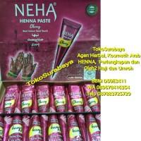 Grosir Henna Pacar Neha Cherry (1 box) | Golecha