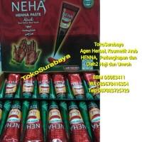 Grosir Henna Pacar Neha Mirchi (1 box) | Golecha