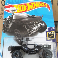 C0038-HOT WHEELS / HOTWHEELS-ONI WARTHOG-HITAM