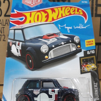 S0005-HOT WHEELS / HOTWHEELS-MORRIS MINI-HITAM