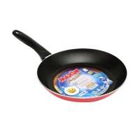 Penggorengan Maxim Datar Ceper Wajan Frying Pan Teflon Valentino 24 cm