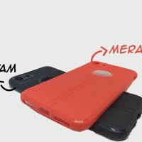 Case Xiaomi Redmi 6X Paling Murah Auto Focus Silikon Motif Kulit Jeruk