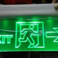 Lampu Darurat EXIT / Lampu Emergency EXIT LED - 6