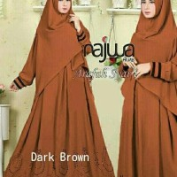 Gamis / Baju / Pakaian Wanita Muslim Najwa Syari