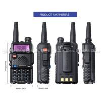 """Baofeng Walkie Talkie HT (Handy Talkie) UV5R/UV-5R 1.5"""" Berkualitas"""