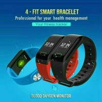 4 fit conect Smartwatch 4fit waterproof anti air heart rate smartband