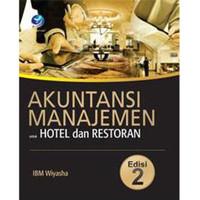 Buku Akuntansi Manajemen Untuk Hotel Dan Restoran Edisi 2