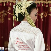 Kimono Bride/Kimono Lace/ Wedding Robe