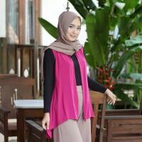 Outer Hijab / Cardigan / Cardi / Vest Wanita bahan Jersey CCa