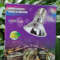 Lampu Halogen Nomoy UVA UVB Besar untuk Reptil dan Hewan Lain