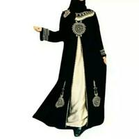 Jual Gamis Abaya Turki - Busana Muslim Murah