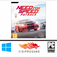 Need For Speed Payback + Update DLC Game Pc/laptop
