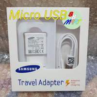 Samsung Travel Charger Note 4 Note 5 S6 S7 Fast Charger Micro USB ORI