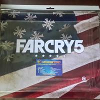 Cutting Sticker PS4 Slim (Far Cry 5)