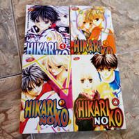 Komik Hikari No Ko 1-4 Tamat