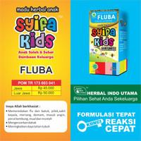 SYIFA KIDS FLUBA HIU   MADU ANAK FLU BATUK   100ml