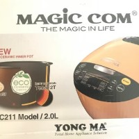 YONGMA Rice Cooker Digital YMC 211 Terbaru