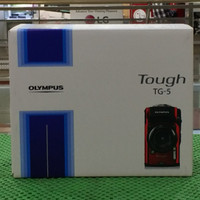Olympus Tough TG-5 Kamera underwater, tahan air