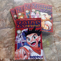 Komik  Zoids: Battle Story Of Bio Machine 1-5 Tamat