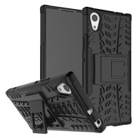 Sony Xperia XA1 - XA1 Plus soft case casing hp back cover RUGGED ARMOR