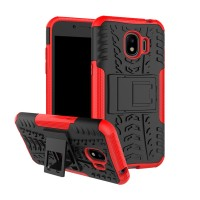Samsung J2 Pro 2018 soft hard case casing hp back cover RUGGED ARMOR